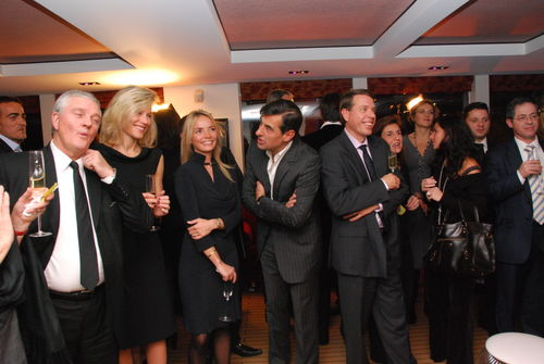 Anniveraire First luxe on Clipper boat (130)