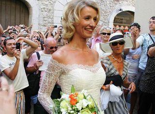 Alexandra Lamy mariage