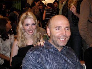 Alexandra Geyser et Pierre Woodman