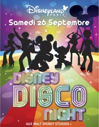 Eurodisney Blogreporter Disco night