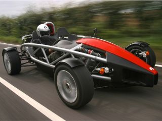 Formula Ford EcoBoost ~ Street legal single seat racer