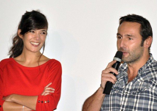 Melanie doutey Philippe lellouche par Georges Biard