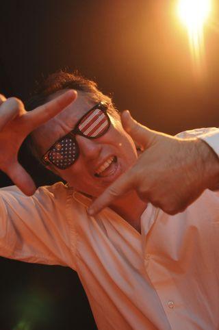 Hugo Mayer au Scopitone av de l Opera