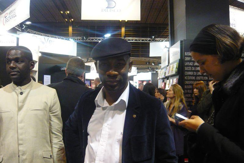 Passi Stand Congo Salon du Livre