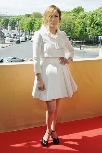Jenifer Lopez aujourd hui a Paris - Crillon, Blogreporter