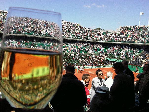 Rolland Garros 2010 Blogreporter