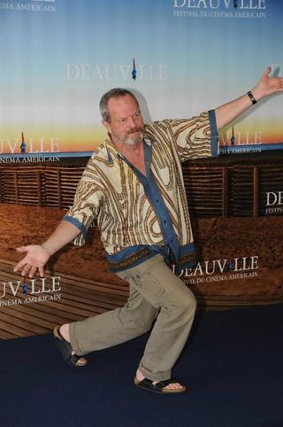 Terry Gilliam Deauville Blogreporter Elodie Lucot
