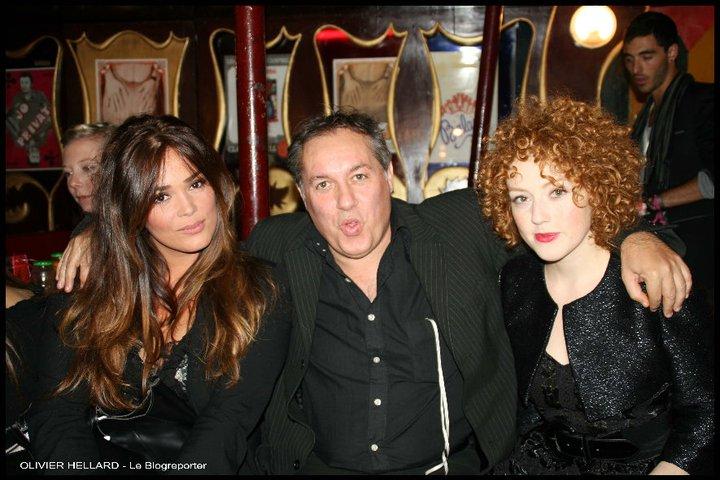 Lola Dewaere, Hugo Mayer, Blandine Bellavoir