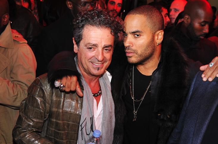 Lenny Kravitz anniversaire de l eclaireur