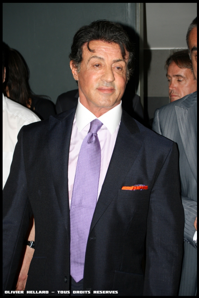 120. Stallone - ROSNY- The Expendables