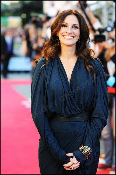 Julia Roberts avant premiere Paris