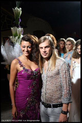 Christophe Guillarme fashion show Balajo summer Love