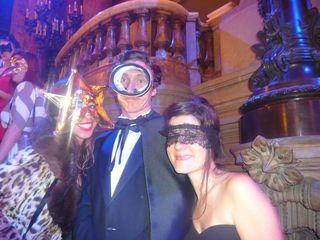 Bal masque Grazia à l Opéra Garnier