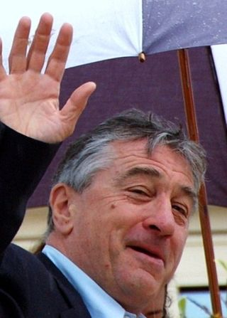 Robert de Niro Cannes 2008