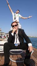 Festival de Cannes- Le Blogreporter et Anthony Ghnassia