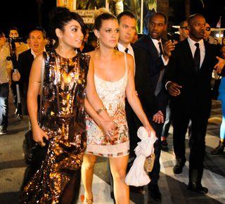 Vanessa hudgens et Jamie Foxx Le blogreporter[1]