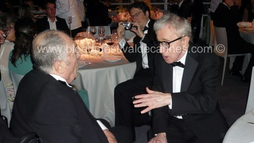 Woody Allen Bernardo Bertolucci