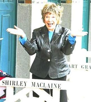 Shirley in Deauville