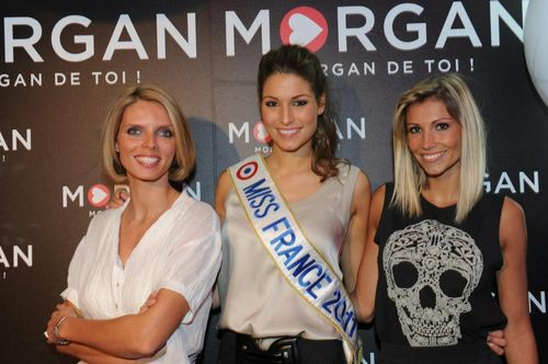 Les Miss France Le Blogreporter