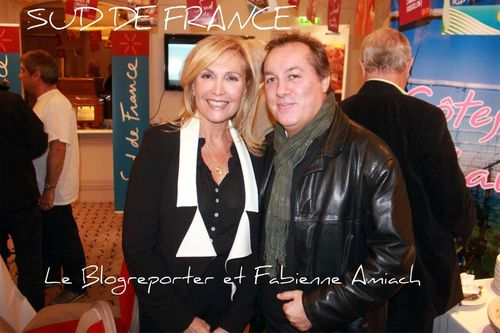 Fabienne Amiach FR3  lE bLOGREPORTER sUD DE fRANCE