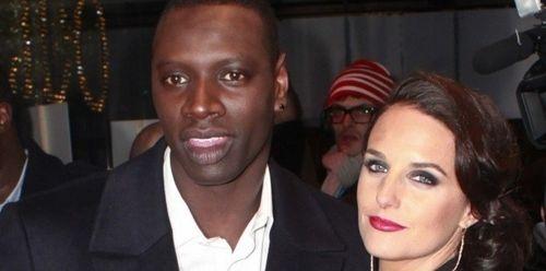 Omar sy et sa femme