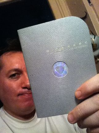 Le Blogreporter l'autographe Whintey Houston