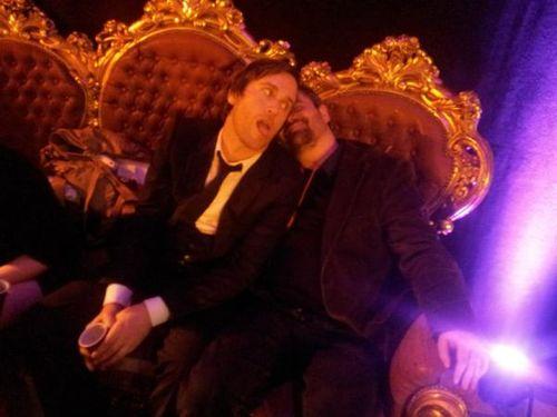 Thomas dutronc , after show, victoires de la musique,leblogreporter