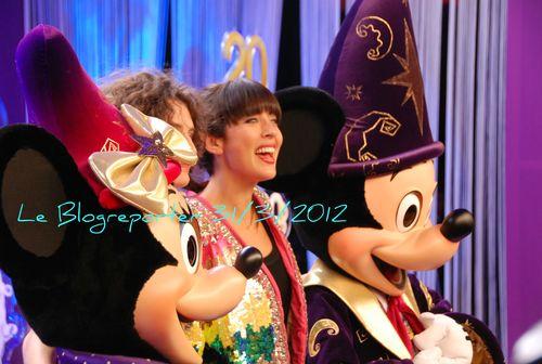 #Nolwen Leroy, Disneyland_Blogreporter