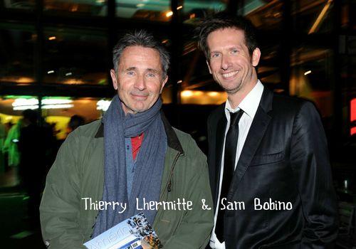 Thierry Lhermitte - Sam Bobino_#Blogreporter