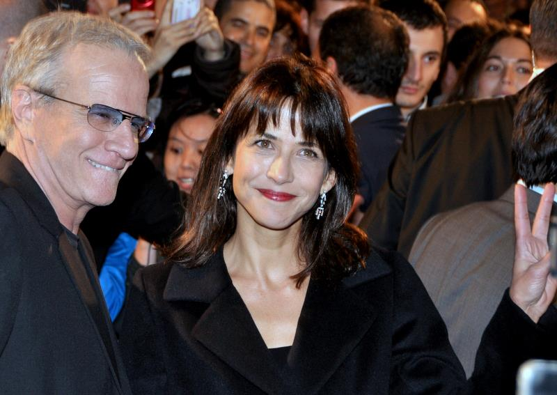 Sophie Marceau, Christophe Lambert , Premiere Skyfall-Blogreporter
