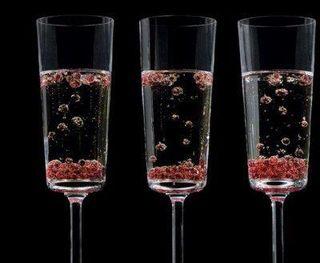 Champagne-moleculaire