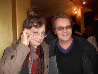 Sacem 2012-Catherine Ringer, Axel Bauer-photo LeBlogreporter