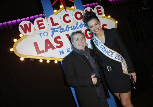 Miss France 2013 et Hugo Mayer_Leblogreporter