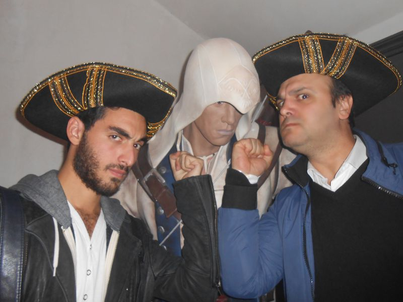 Assassin s creed-soiree-lancement_Leblogreporter (1)