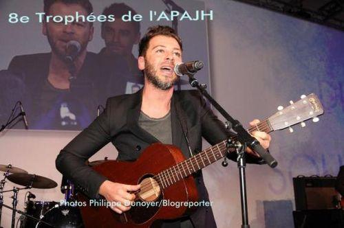 Christophe-Mae-8e -trophees,APAJH_Lebllogreporter