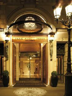 Hotel Park Hyatt-rue de la Paix,Paris