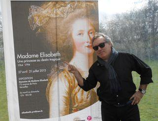 Expo-Mme Elisabeth-Leblogreporter