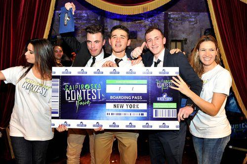 Winner Thibaut (Bordeaux) caipiriska-Eristoff -Jamel comedy by Leblogreporter
