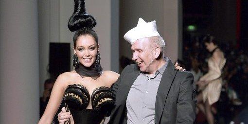 Fashion Week Paris June2013 : Défilé Jean-Paul Gaultier :  Nabilla