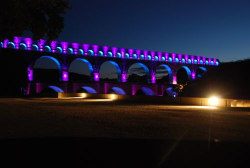 Pont du Gard- Photo Blogreporter