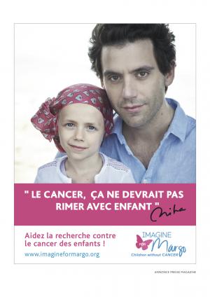 Mika lutte contre le cancer-BlogReporter