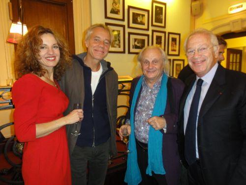 Theatre-JosePaul-BernardMurat-JpFarre-50anstheatre prive
