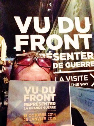 Vu du front Hugo Mayer-blogreporter