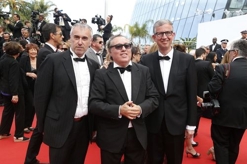 Hugo Mayer Blog de Cannes red carpet 2016
