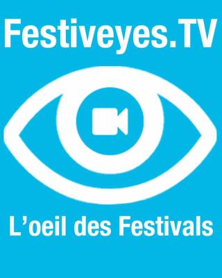 Festiveyes logo horizontal