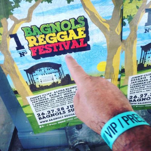 Festival reggae Bagnol 2018 -leblogreporter