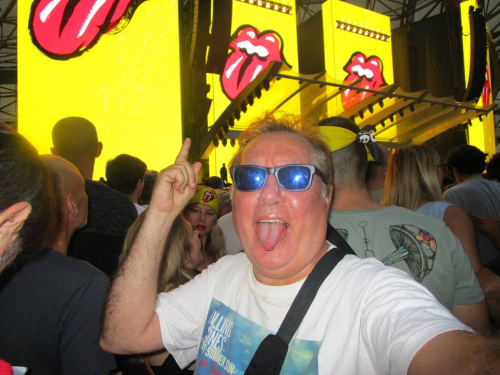 Rolling Stones- Hugo Mayer