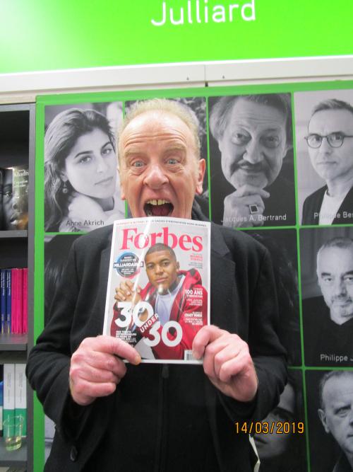 Salon du Livre 2019 - Forbes Jean Teule (1)