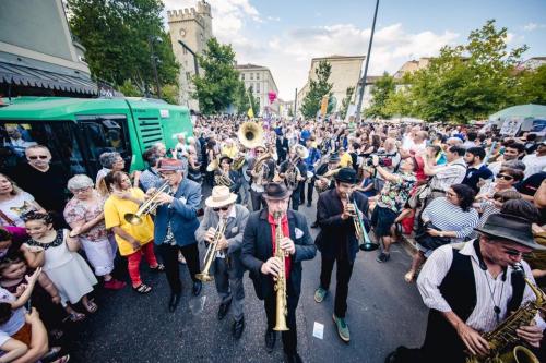 Avignon 2019 programme off