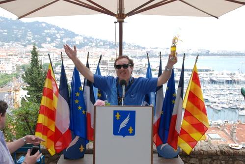 Hugo Mayer maire de Cannes !